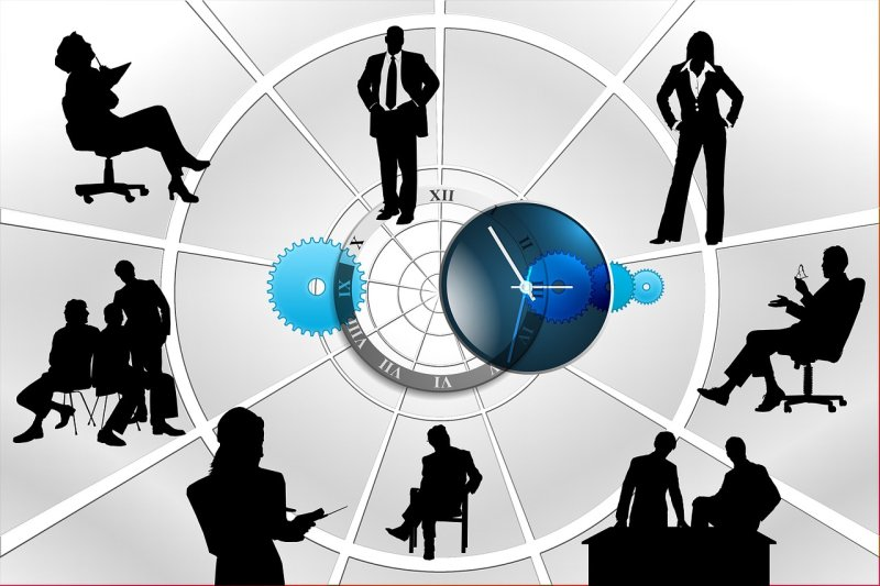Reloj checador Doce v.2: Control de asistencia