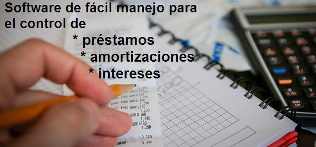 Sistema de gestión de préstamos Prestacob PRO LAN